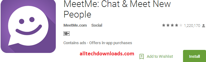 download meetme for pc