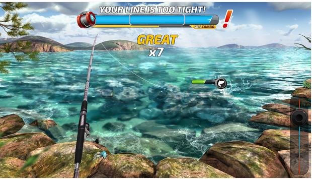 feature of fishing clash 2018 for pc