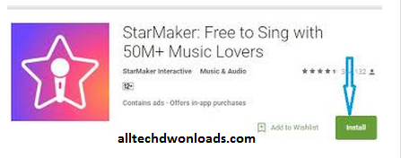 Install StarMaker For PC
