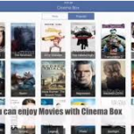 Features of Cinema Box For PC