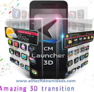 Features of CM Launcher 3D For PC