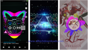 Features of Avee Music Player For PC