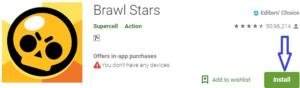 Install Brawl Stars For PC