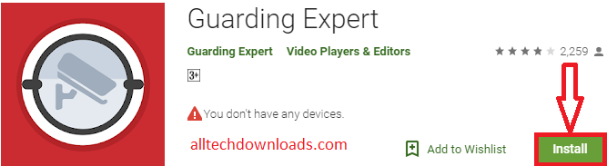 Install Guarding Expert For PC