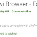 Install Kiwi Browser For PC