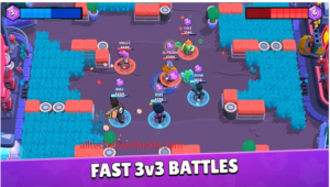 features of the Brawl Stars For PC
