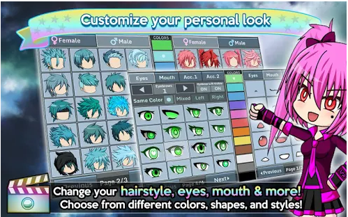 customize your personal look