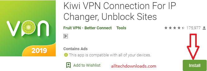 install kiwi vpn for pc