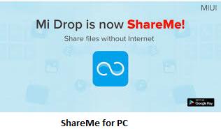 shareme for pc