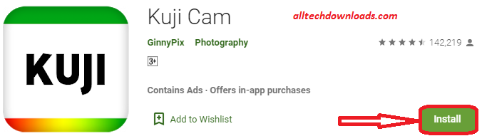install kuji cam for pc