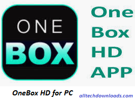 onebox hd for pc