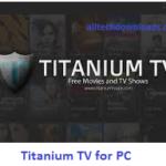 titanium tv for pc