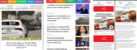 features of smartnews for pc