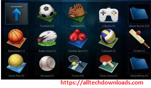 features of sportowa tv for pc