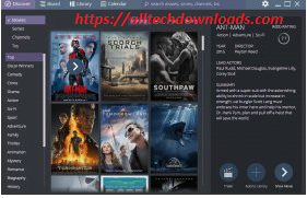 features of stremio for pc