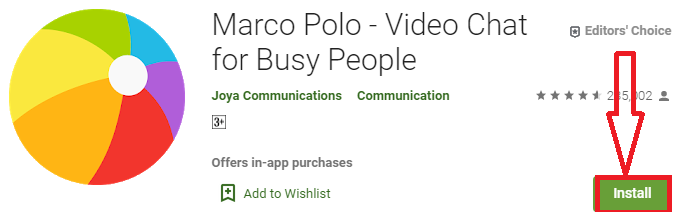 install Marco Polo for PC