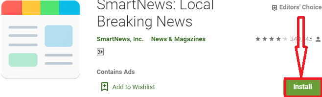 install smartnews for pc