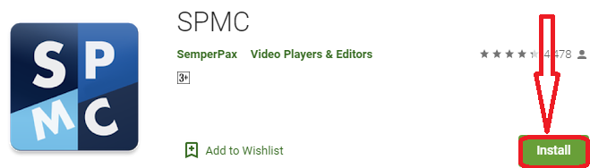 install spmc for pc