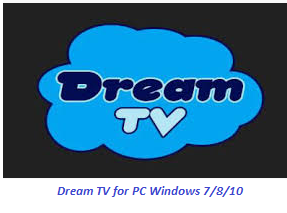 dream tv for pc