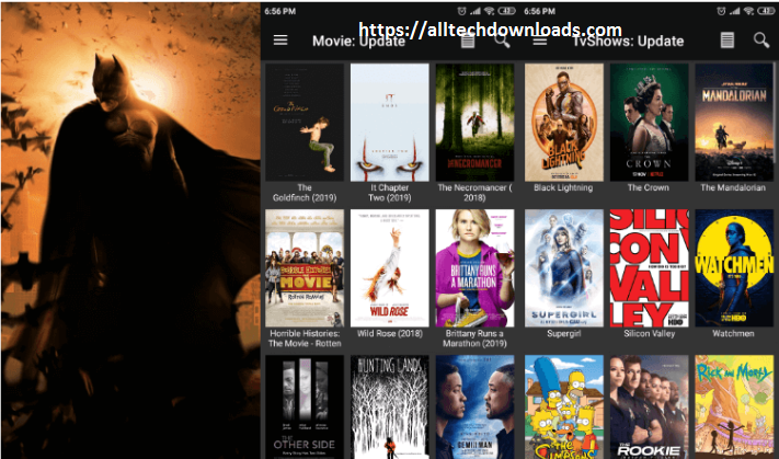 features movie hd for pc