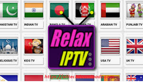 feature of relax TV for pc