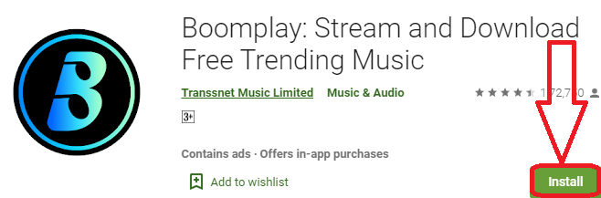install boomplay for pc