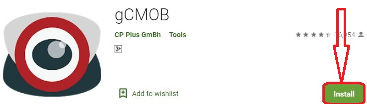 install gCMOB for PC