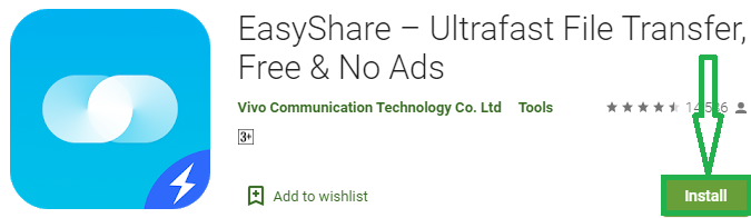 install easyshare for pc