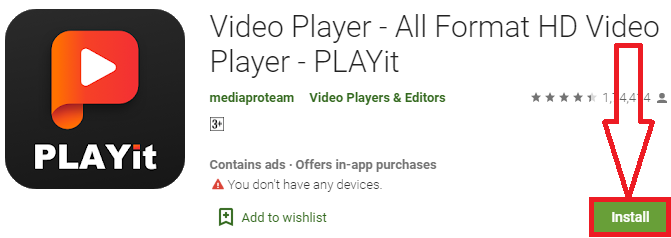 install playit for pc