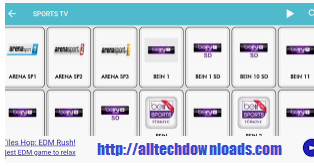 sports channels on live planet tv for pc