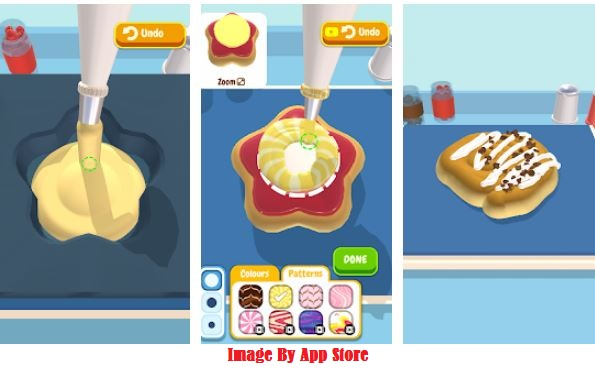 feature of bake it for pc
