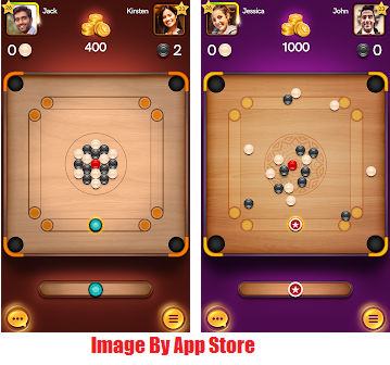 feature of carrom pool for pc