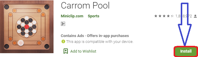install carrom pool for pc