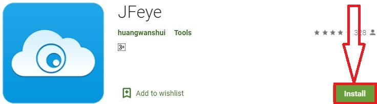 install jfeye for pc