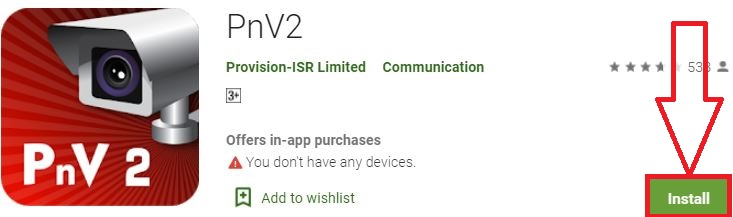 install pnv2 for pc
