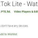 install tiktok lite for pc