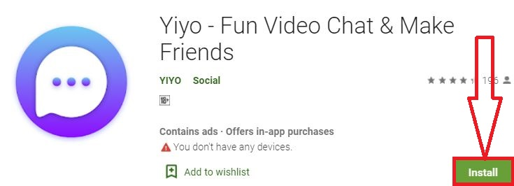 install yiyo for pc