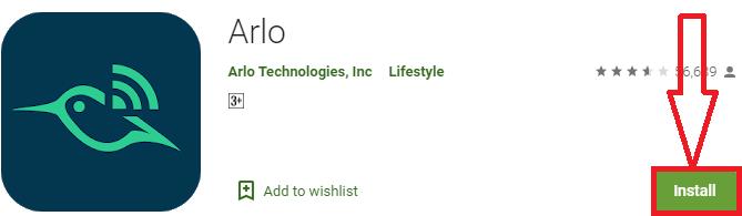 install arlo app for pc