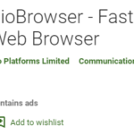 install jio browser for pc