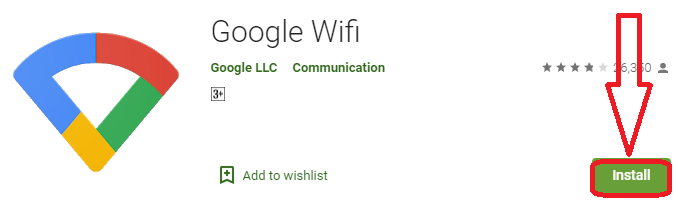 install google wifi app for pc