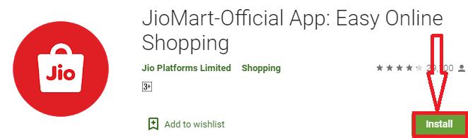install jiomart app for pc