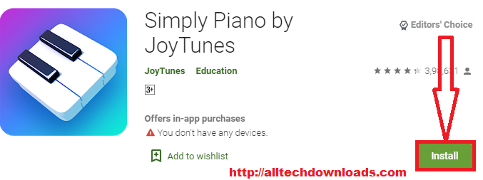install simply piano for pc