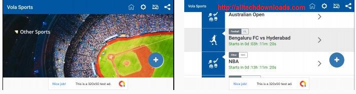 vola sports pc