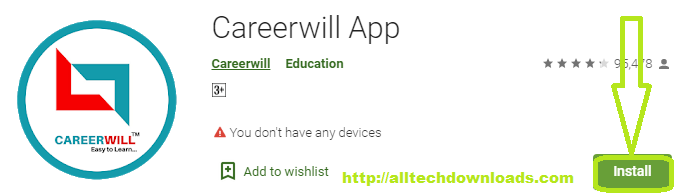 install careerwill for pc