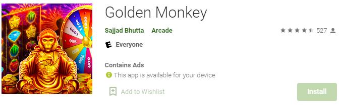 golden monkey for pc